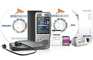 Philips Dpm8200 With Lfh7277 Transcriber
