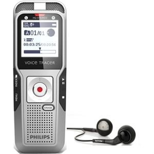 Philips Voice Tracer 3600 Digital Recorder