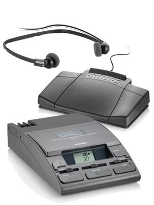 Philips Lfh720 Mini Cassette Transcription Kit