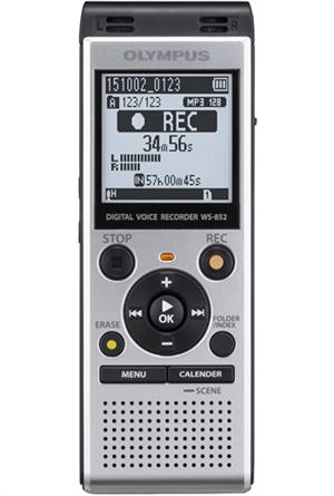 Olympus Ws 852 Silver 4gb Inc Batteries
