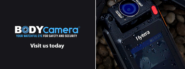 Visit bodycamera.co.uk - the home of body worn cctv in the UK