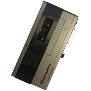 Dictaphone 3242 Micro Cassette Recorder