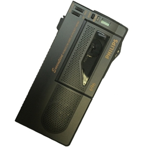 Philips Lfh696 Pocket Memo Mini Cassette Recorder