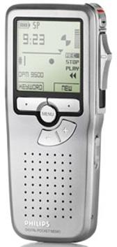 Philip Lfh9500 Digital Pocket Memo