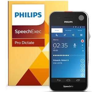 Philips Psp1200 01 Speechair Smart Voice Recorder